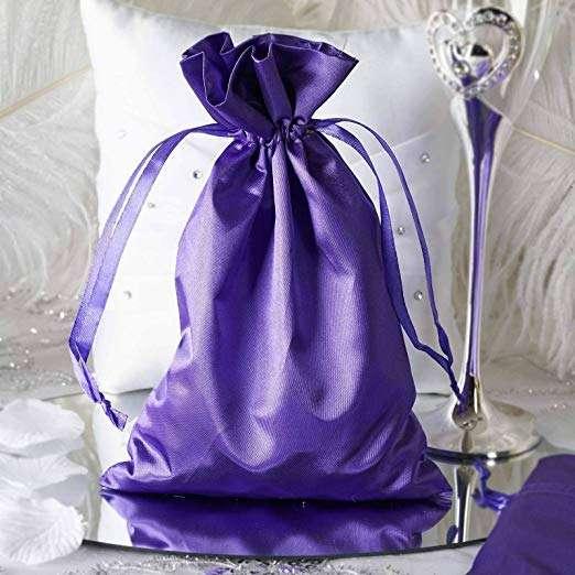 Satin Gift Bag Manufacturers
