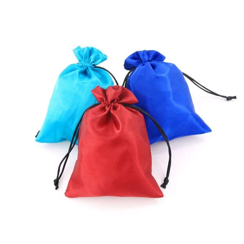 Satin Gift Packaging Bag Manufacturers