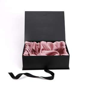 Satin Gift Packaging Box Manufacturers