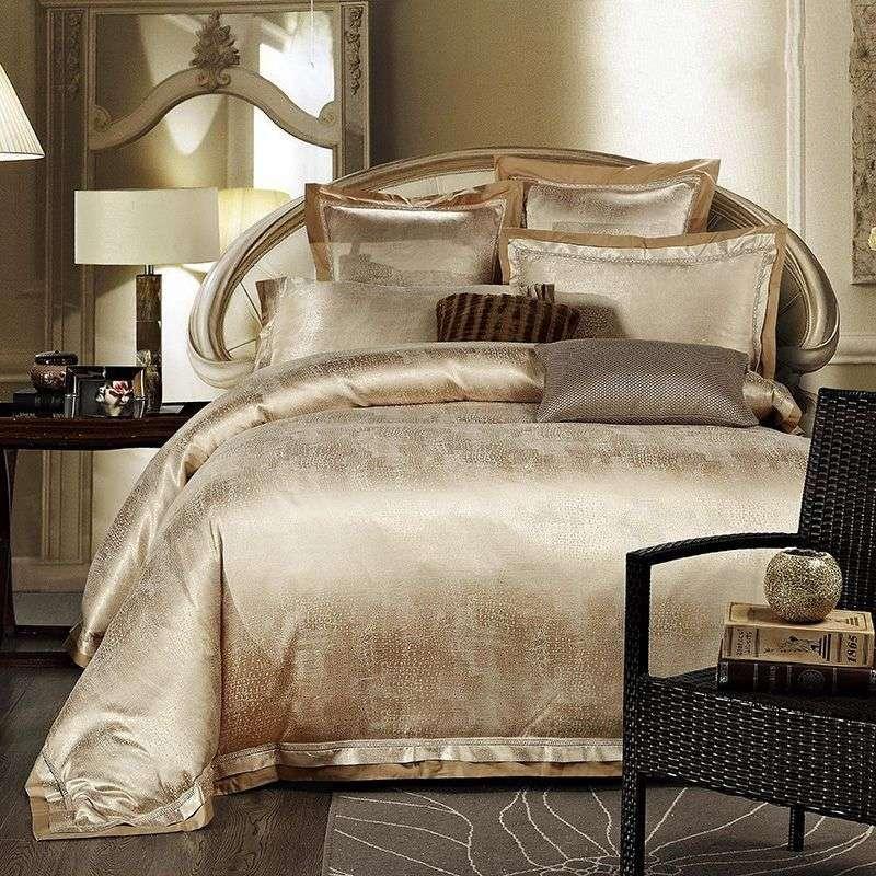 Satin Good Bedding Set Manufacturers