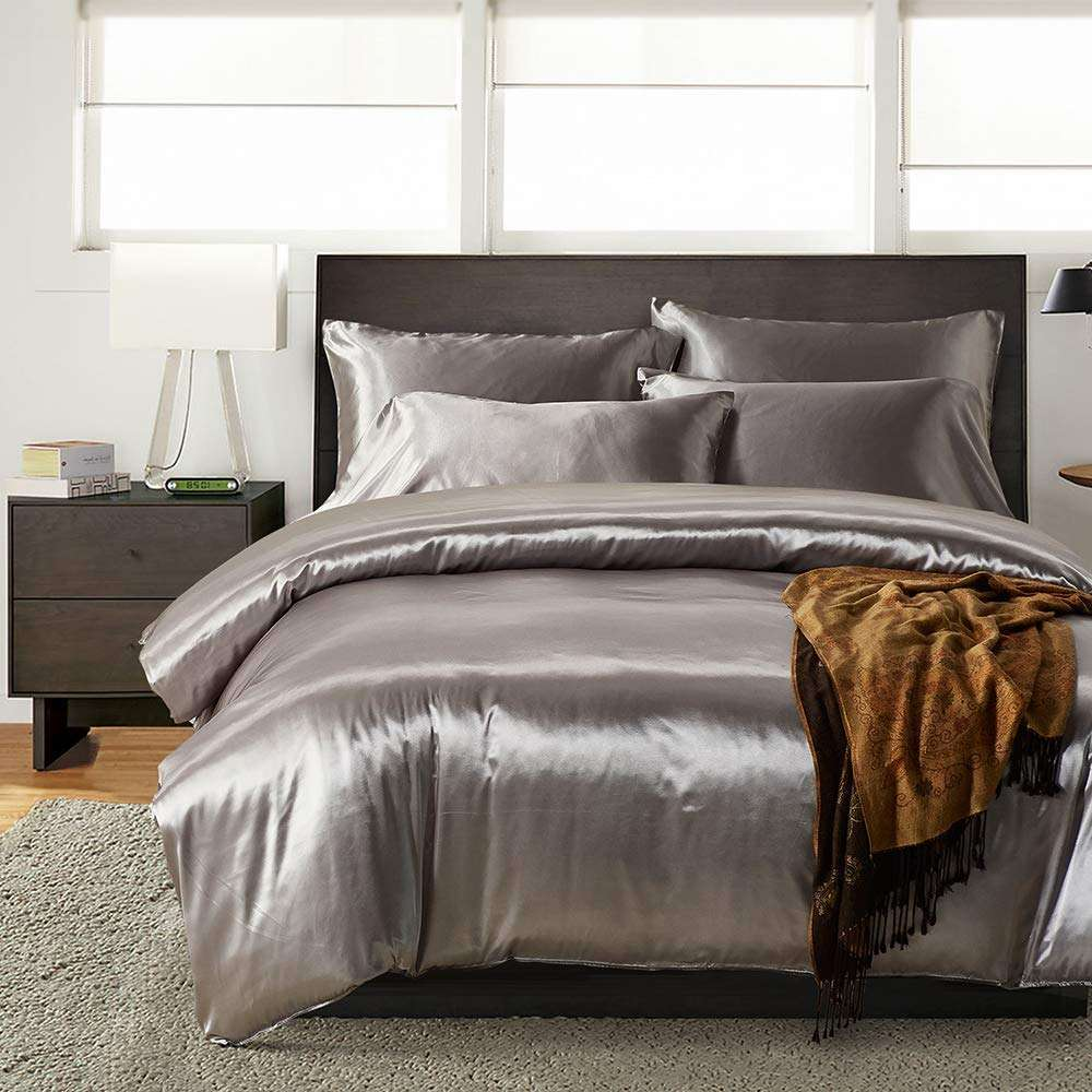 Satin Home Duvet Cover Set Manufacturers