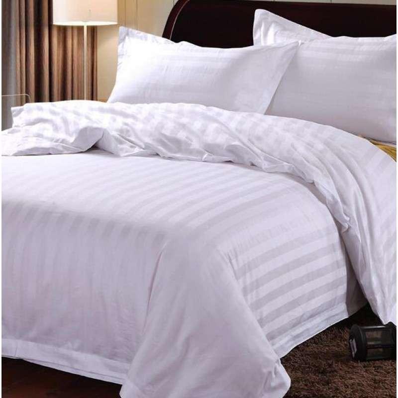 Satin Hotel Bedding Sheet Manufacturers