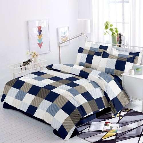Satin Printed Bedsheet Manufacturers