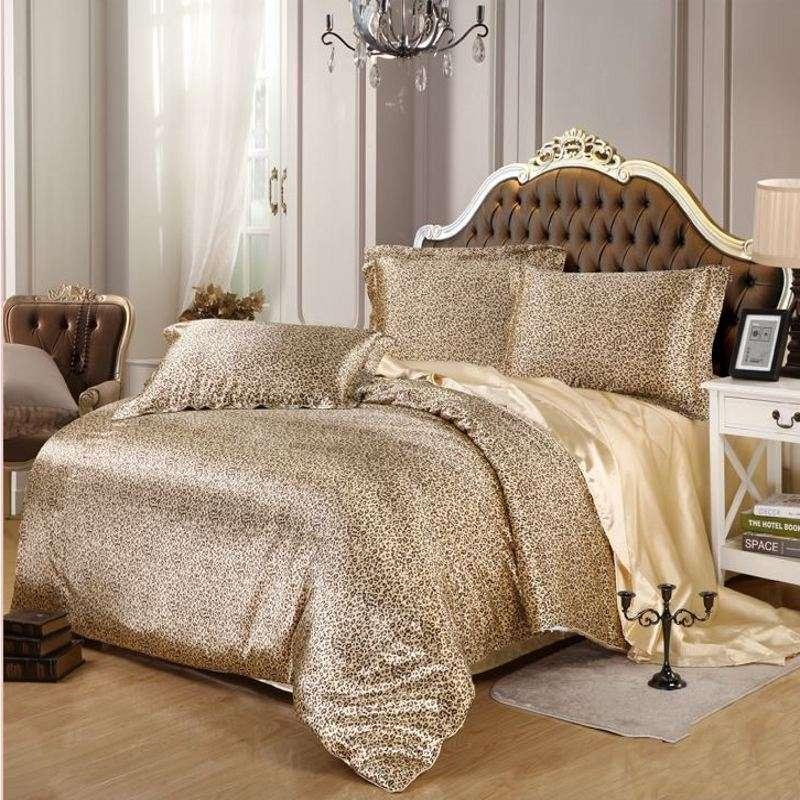 Satin Printed Comforter Set Manufacturers