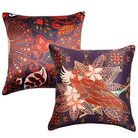 Satin Printed Cushion Cover Manufacturers