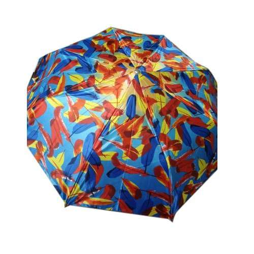 Satin Printed Umbrella Manufacturers
