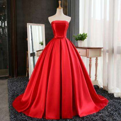 Satin Prom Gown Manufacturers