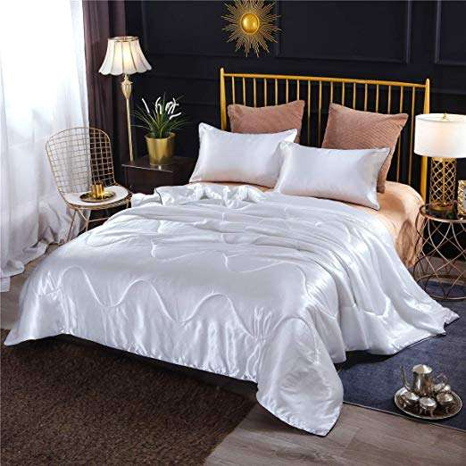 Satin Quilted Bedding Sheet Manufacturers