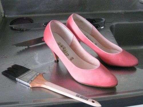 Satin Shoe Dye Manufacturers