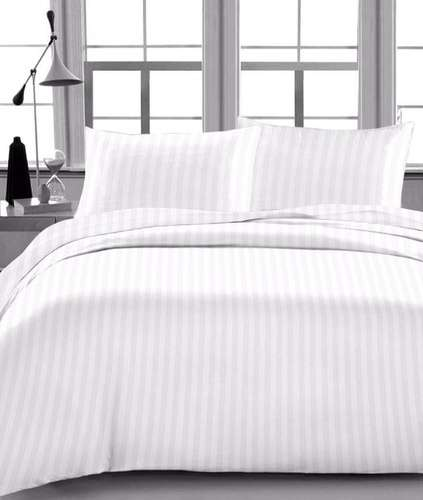 Satin Stripe Bed Linen Manufacturers