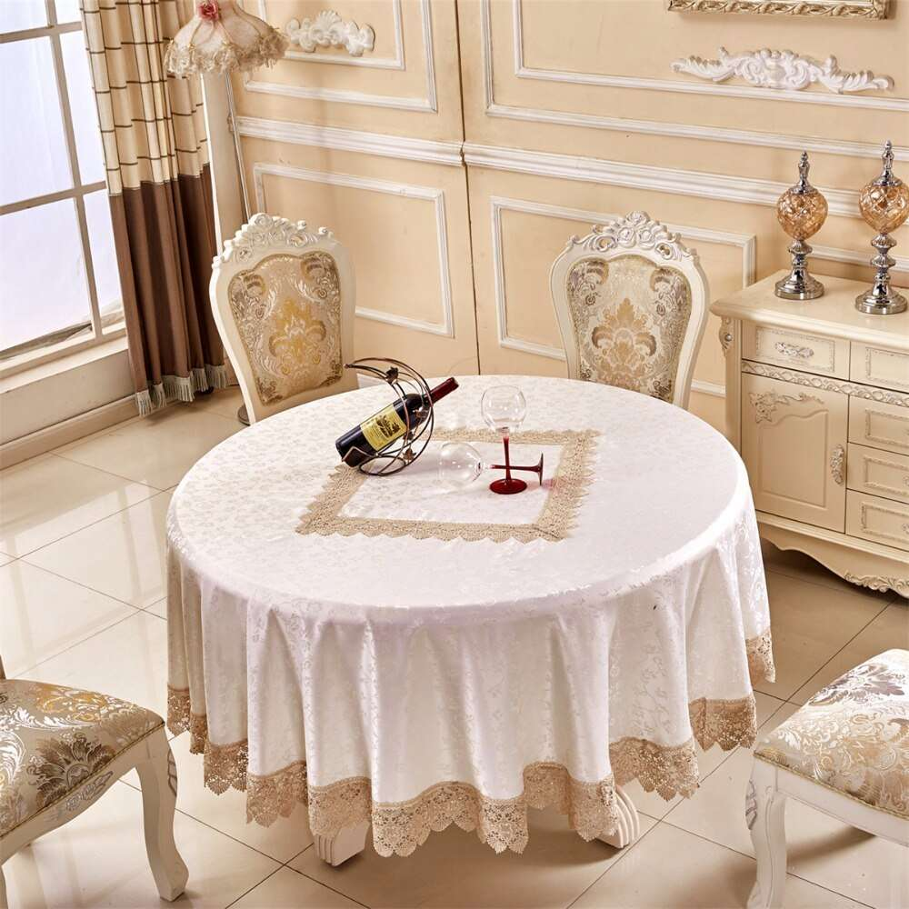 Satin Style Table Cloth Manufacturers