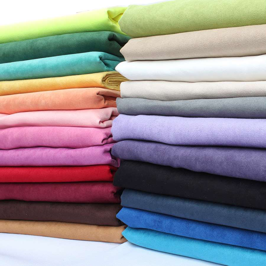 Satin Suede Fabric Manufacturers