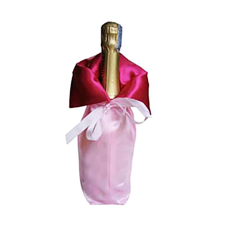 Satin Wine Bottle Bag Manufacturers