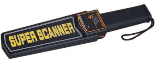 Scanner Metal Detector Manufacturers