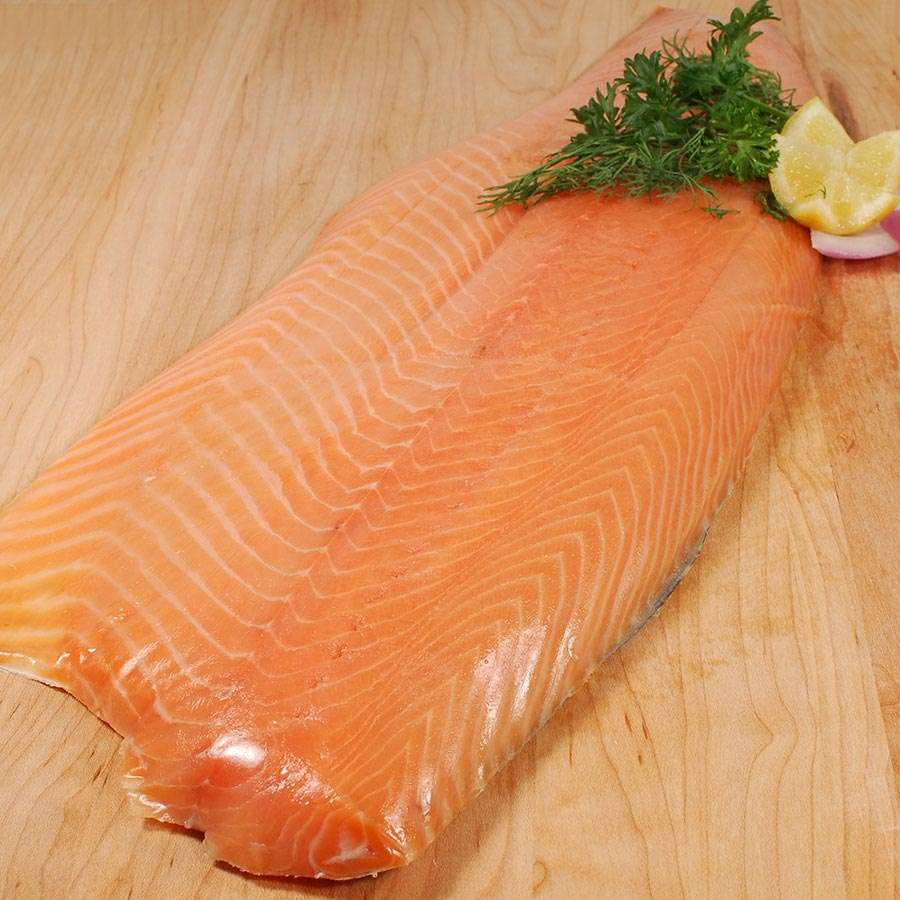 Scottish Smoked Salmon Manufacturers