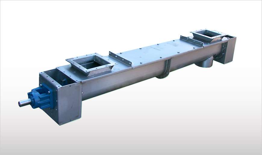 Screw Type Conveyor Belt Manufacturers