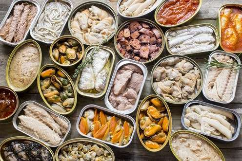 Seafood Canned Food Manufacturers