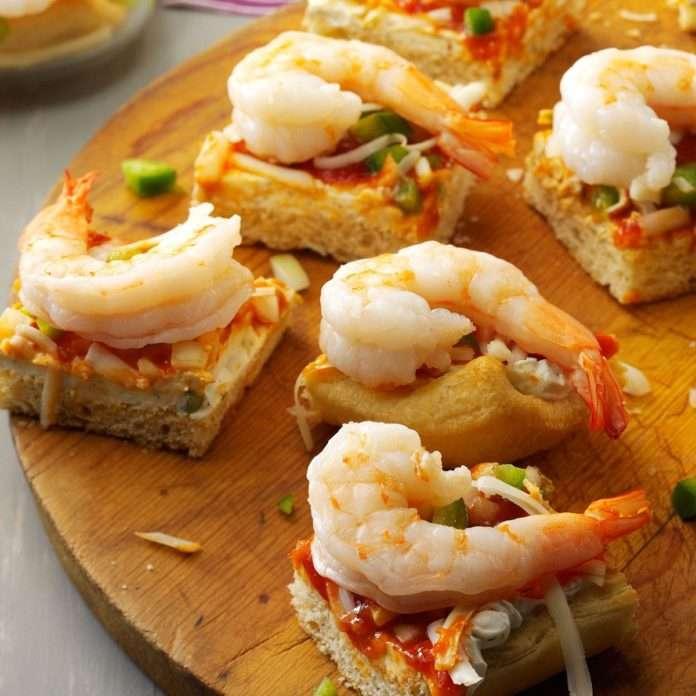 Seafood Finger Food Manufacturers
