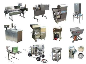 Seafood Processing Equipment Manufacturers