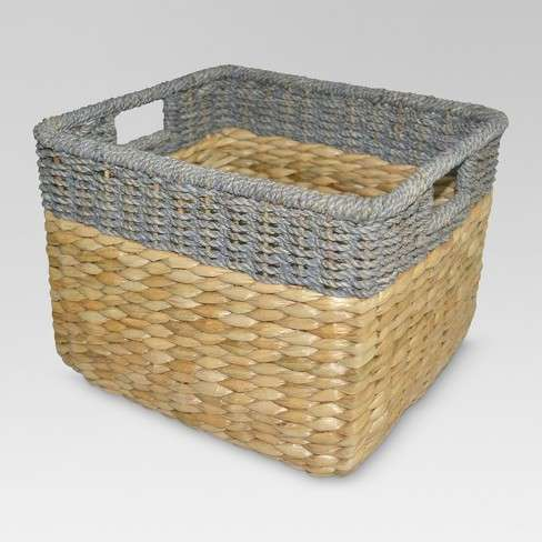 Seagrass Basket Storage Manufacturers