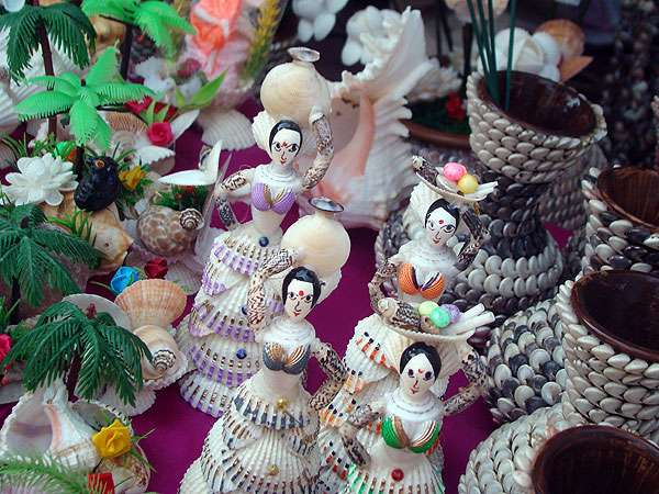 Seashell Handicraft Production Manufacturers