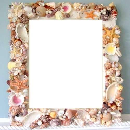 Seashell Photo Frame Manufacturers