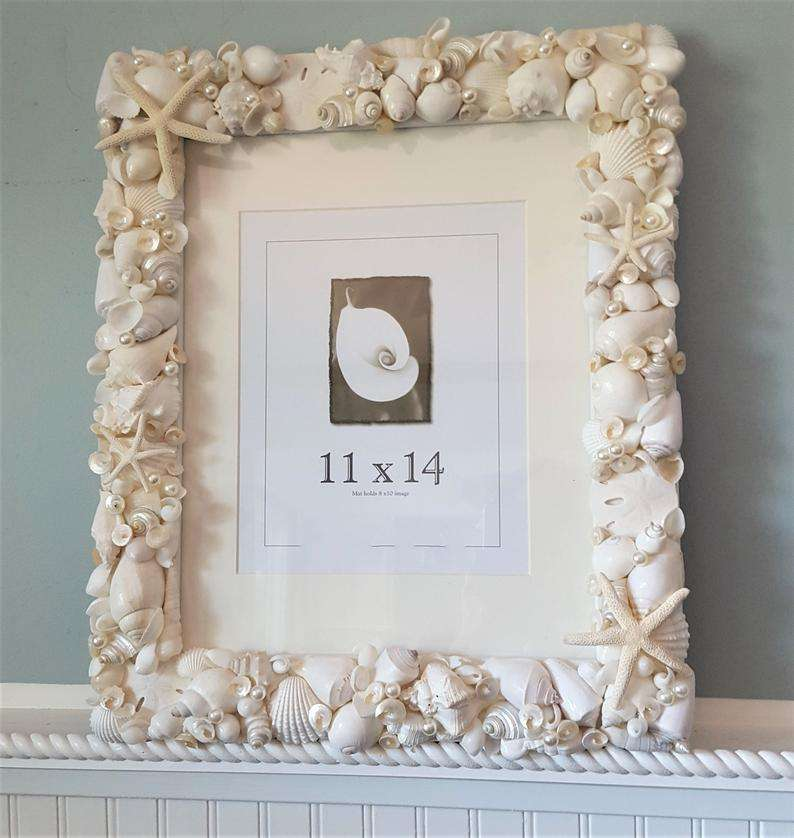Seashell Picture Frame Manufacturers