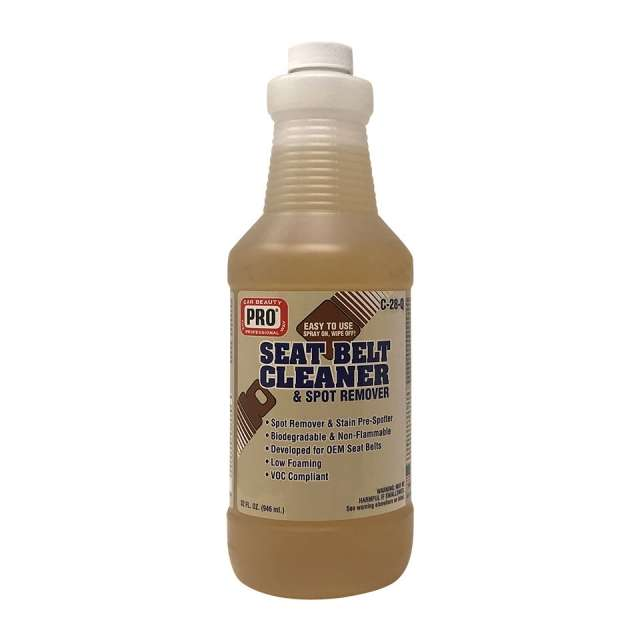 Seat Belt Cleaner Manufacturers
