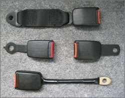 Seat Belt Plastic Part Manufacturers