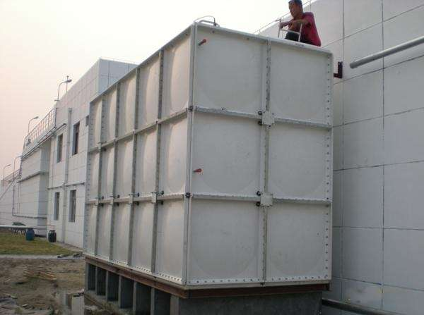 Section Water Tank Manufacturers