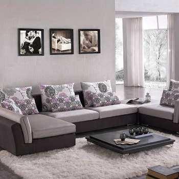 Sectional Fabric Sofa Manufacturers
