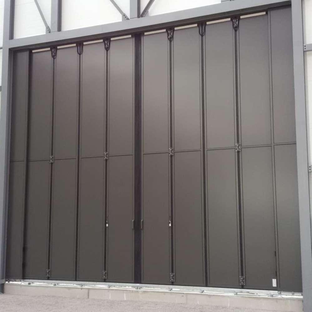 分段折叠门 制造商