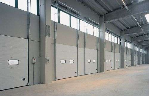 Sectional Industrial Door Manufacturers