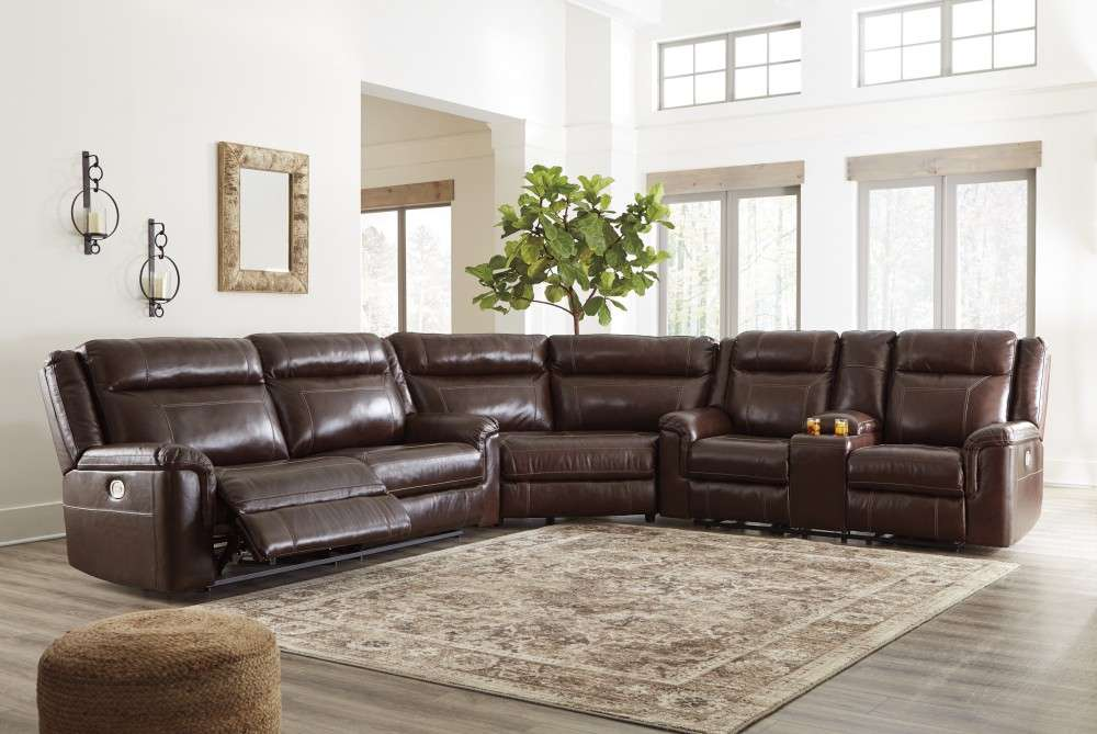 Sectional Recliner Leather Manufacturers