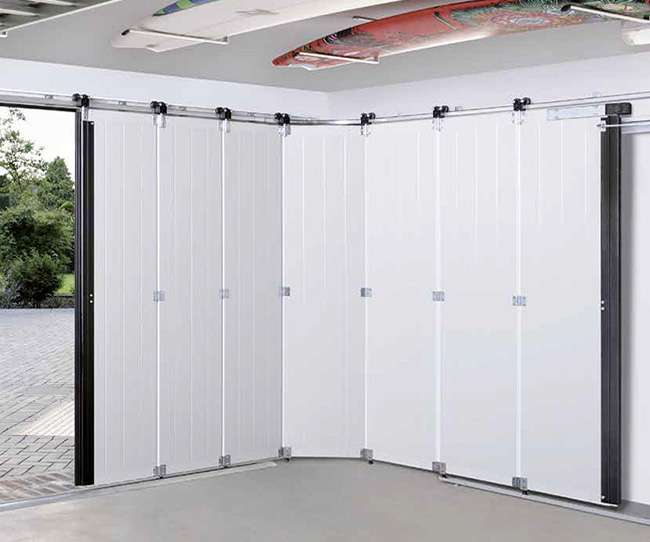 Sectional Sliding Door Garage Manufacturers