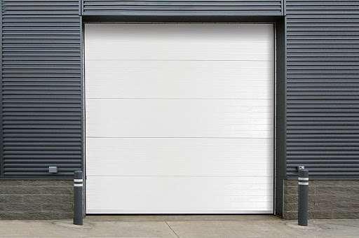 Sectional Steel Door Manufacturers