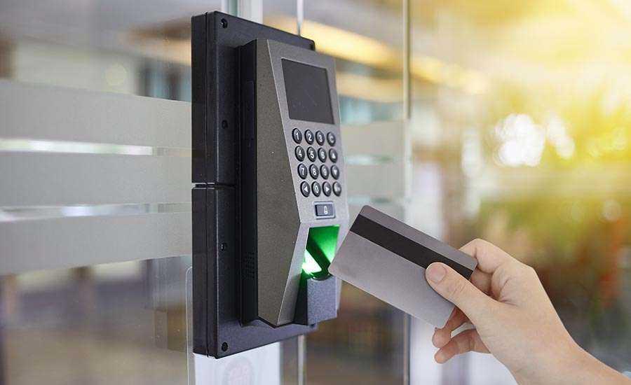 Security Access Control Manufacturers