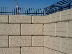 Security Block Wall Manufacturers