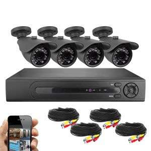 Security Camera Dvr Kit Importers