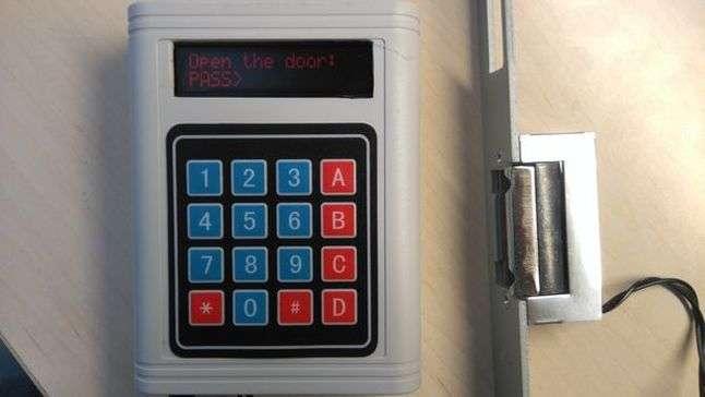 Security Door Opener Manufacturers