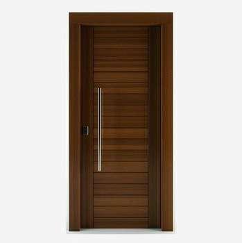 Security Steel Wood Door Manufacturers