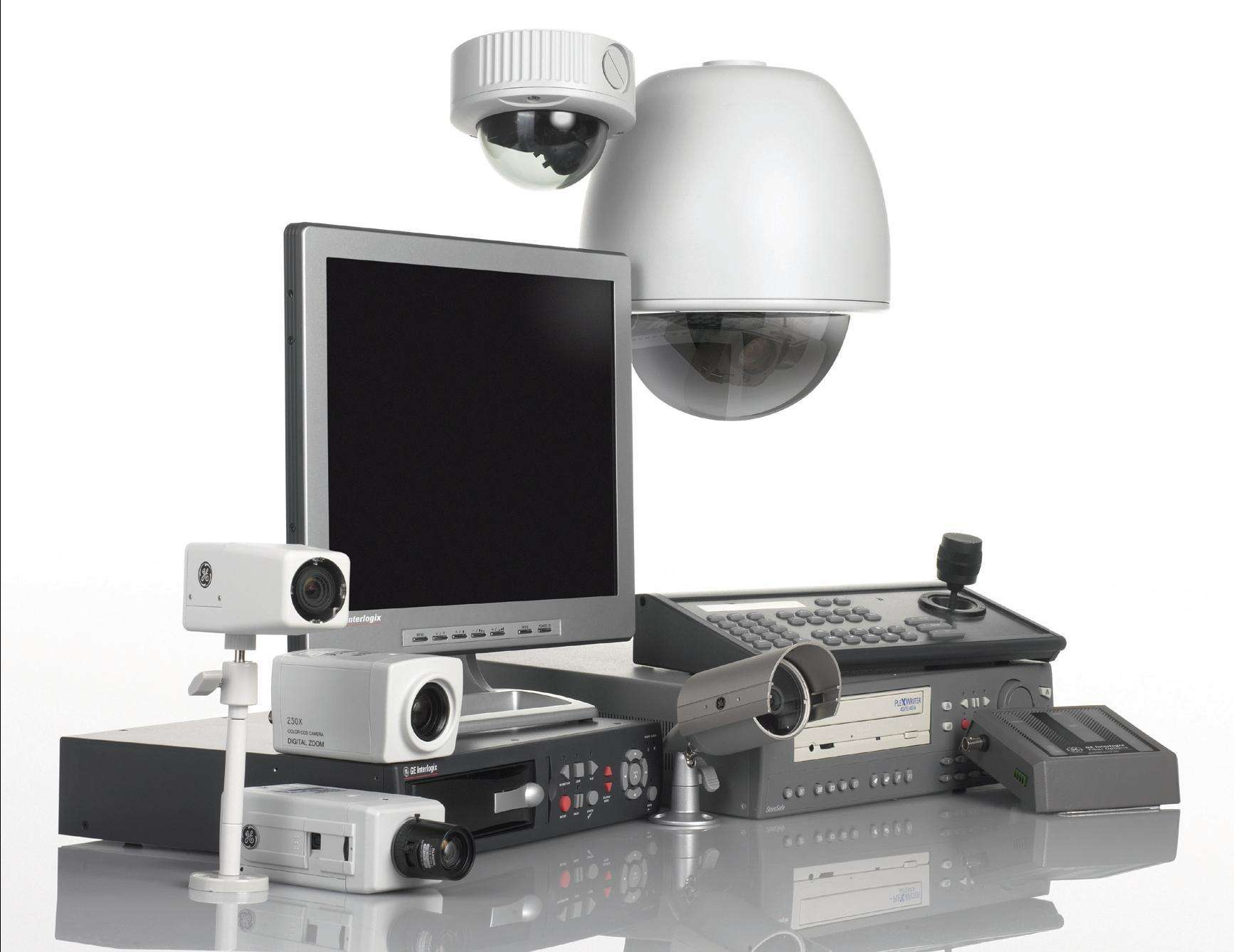 Security Surveillance Equipment Manufacturers