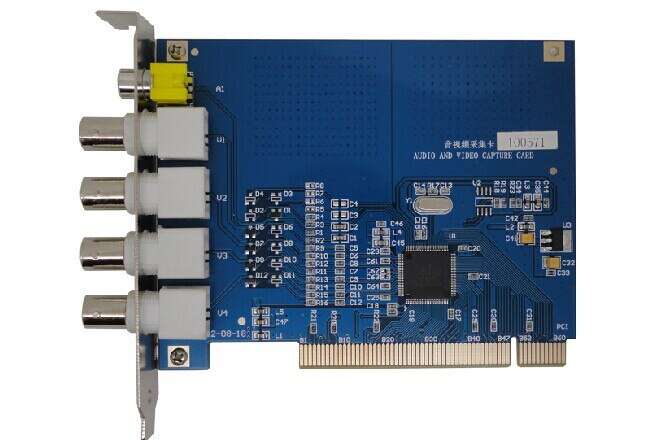 Security Video Card Manufacturers