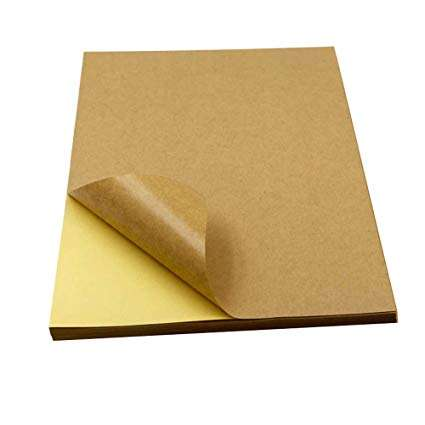 Self Adhesive Paper Sticker Manufacturers