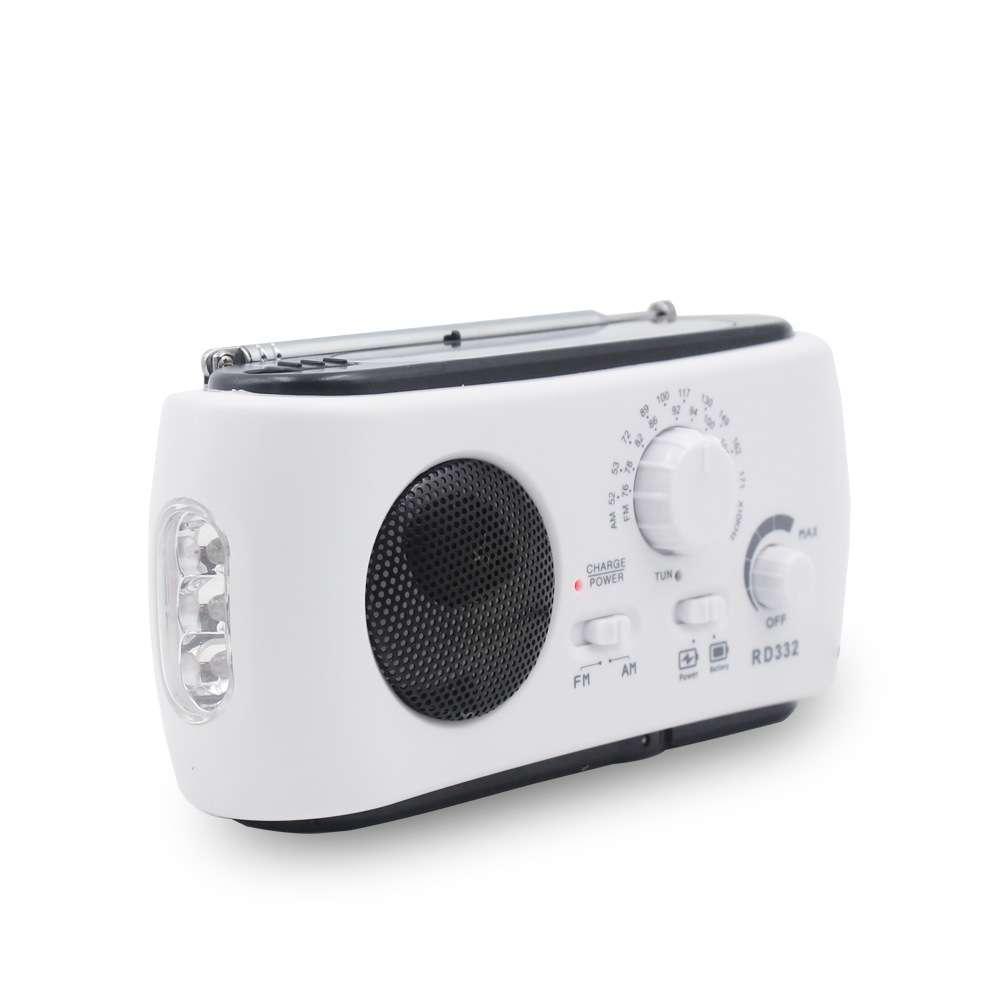 自充电收音机 制造商