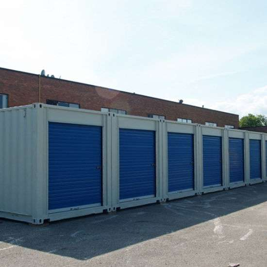Self Storage Container Manufacturers
