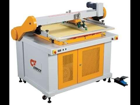 Semi Automatic Screen Printing Machine Manufacturers