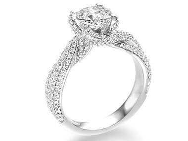 Semi Mount Engagement Ring Manufacturers