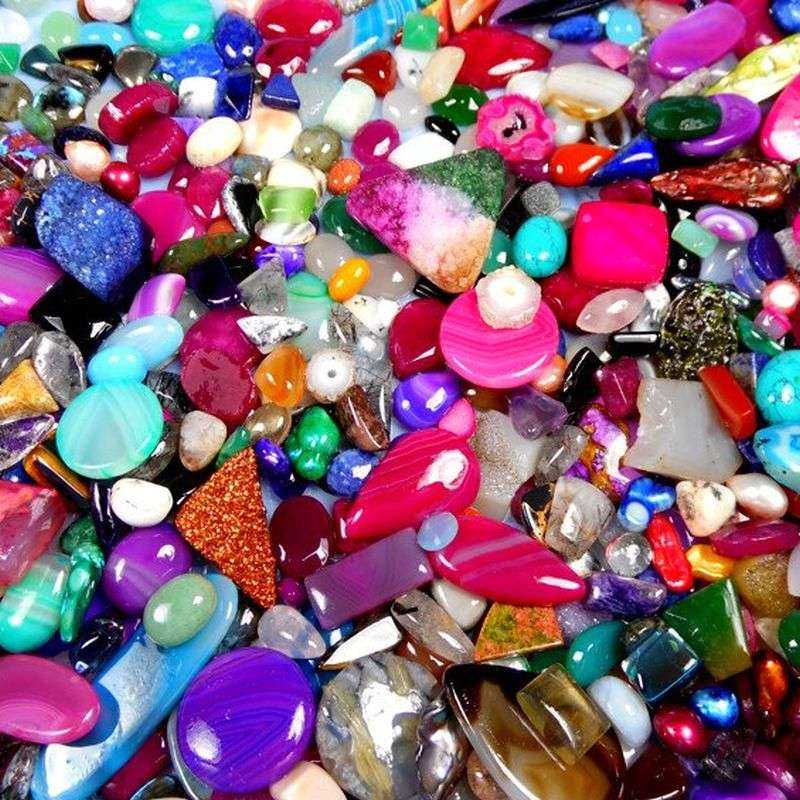 Semi Precious Loose Gemstone Manufacturers