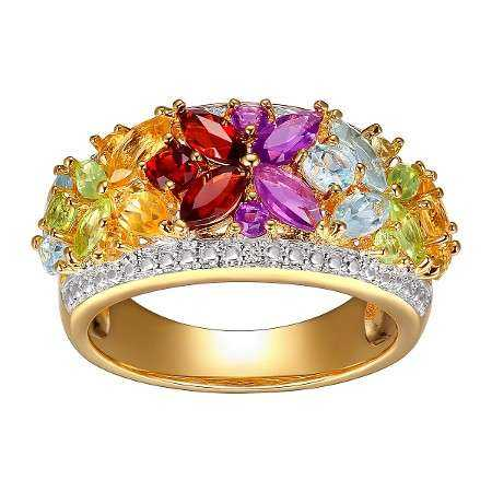 Semi Precious Ring Manufacturers